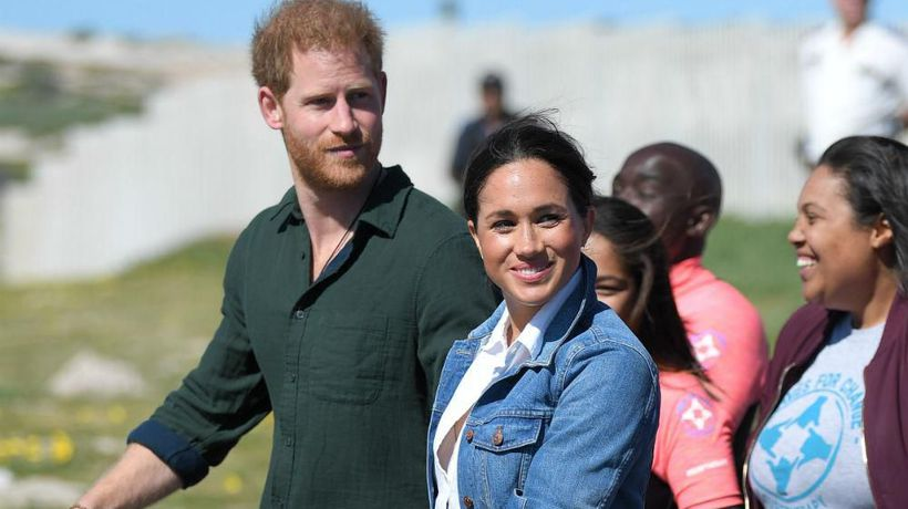 Duke and Duchess of Sussex dismiss reality show claims
