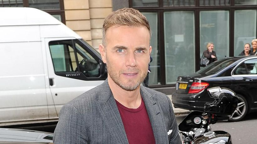 'I didn't care what I was told to do': Gary Barlow defends touching Queen Elizabeth