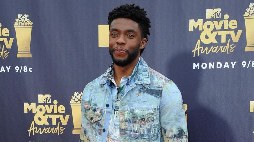 Chadwick Boseman donated part of his salary to cover Sienna Miller's 21 Bridges fee
