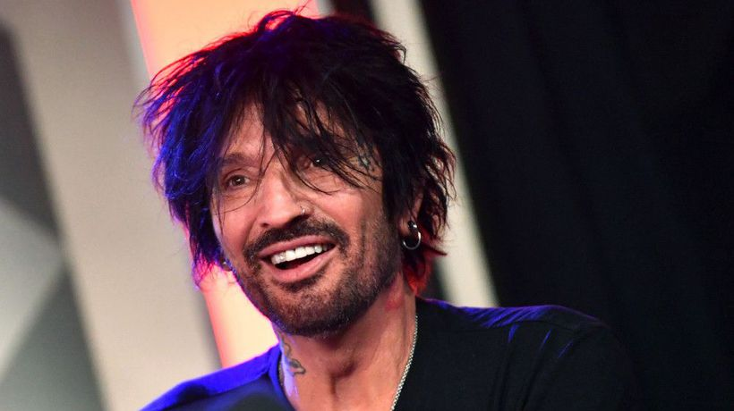 Tommy Lee says he'll leave America if Donald Trump wins the election