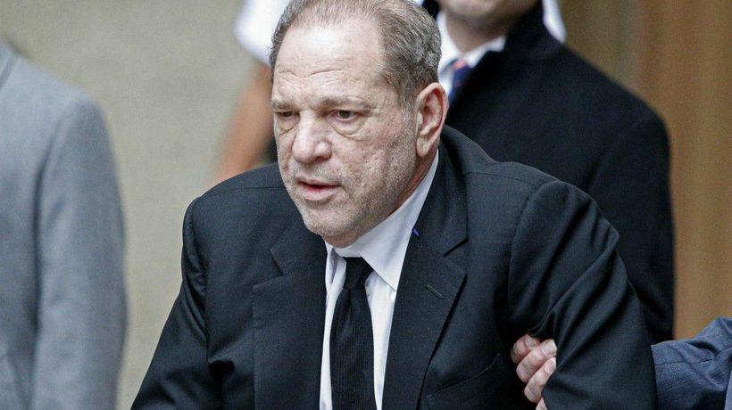 Harvey Weinstein's lawyers claim he will die in prison if not released