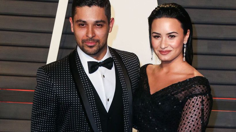Wilmer Valderrama checked in on Demi Lovato after recent split from her fiance Max Ehrich