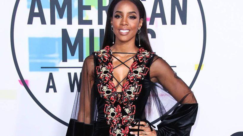 Kelly Rowland: I want to dress 'sexier' during my pregnancy