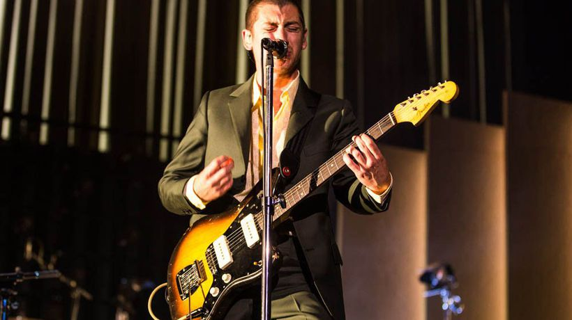 Arctic Monkeys are releasing a live album in aid of War Child.