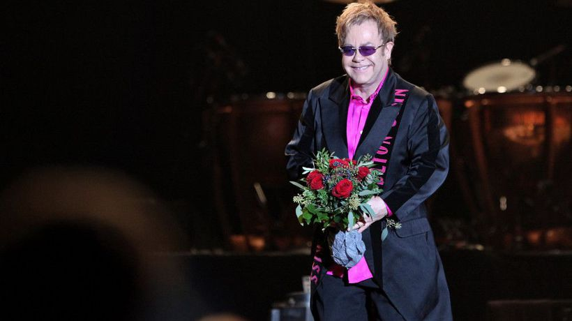 Sir Elton John will appear live on TikTok to mark World AIDS Day