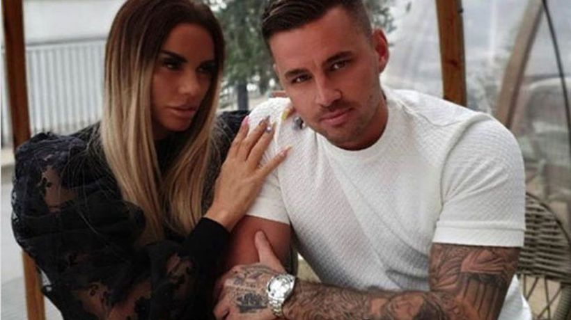Carl Woods 'can't stand' Katie Price's Jordan alter ego