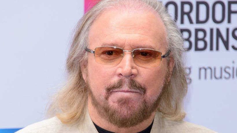 Barry Gibb hints at having sex in Doctor Who's Tardis
