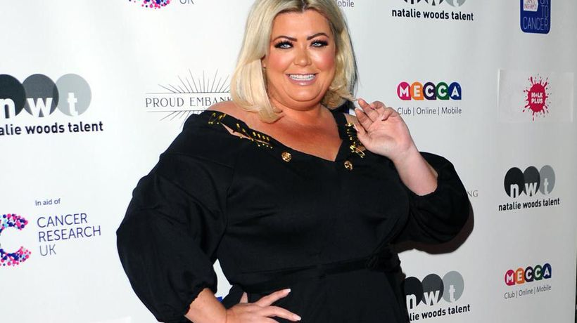 Gemma Collins wants to be 007