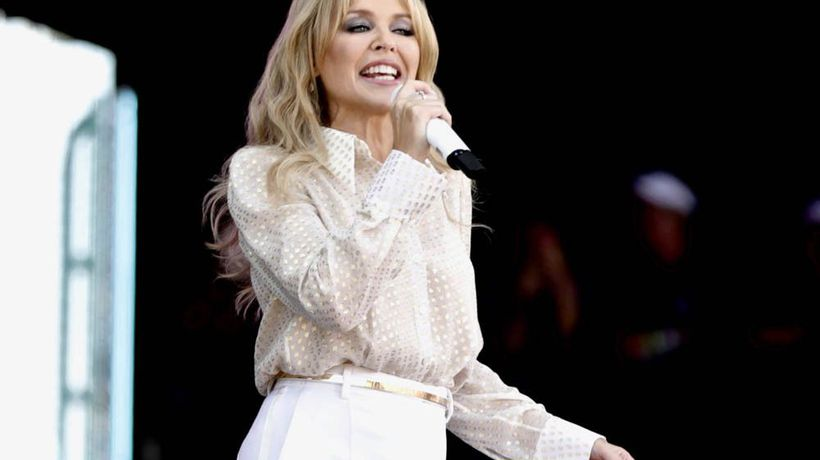 Kylie Minogue working on extended edition of Disco album