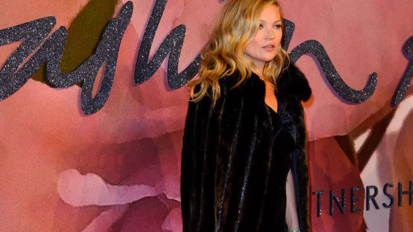 Kate Moss 'can't wait' to dress up again