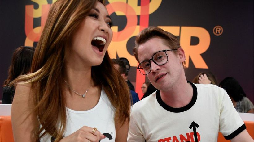 Macaulay Culkin and Brenda Song's relationship timeline: from child stars to parenthood