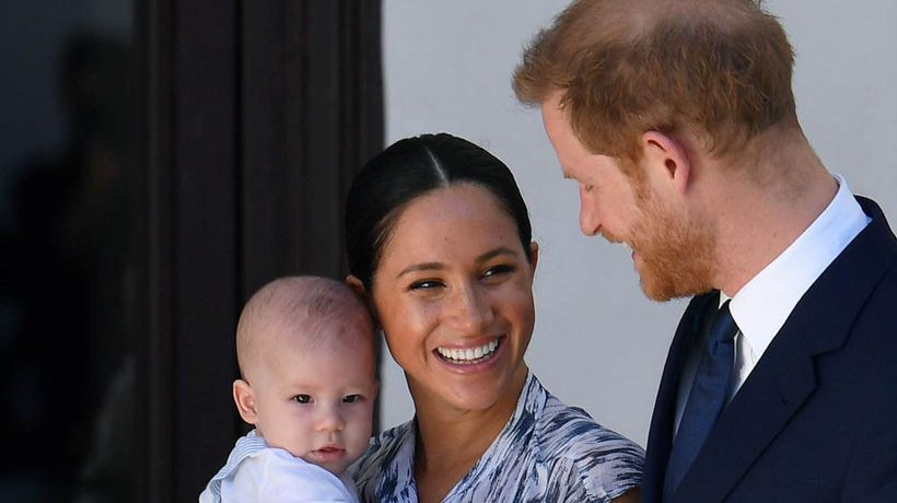 Duke and Duchess of Sussex pay for 200 hats on Archie's birthday