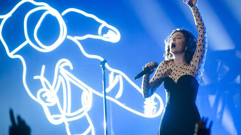 Lorde hopes fans will use upcoming album as their soundtrack to the summer
