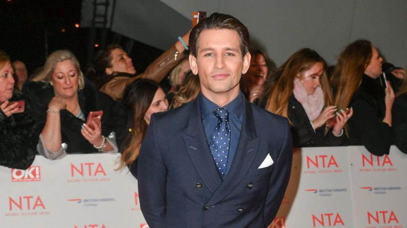Ollie Locke and his husband are set to become fathers!
