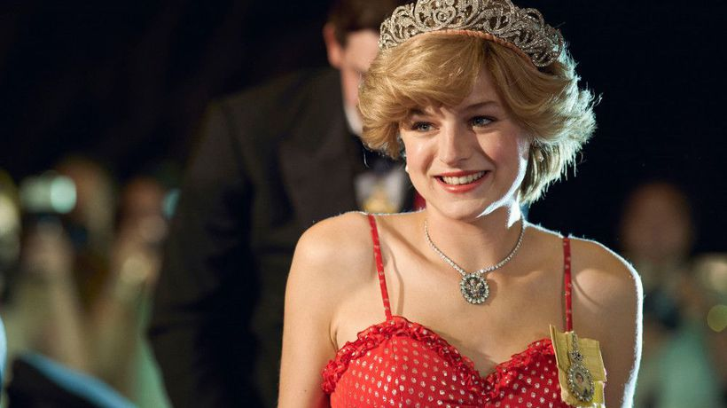 Emma Corrin reveals why playing Princess Diana in The Crown was terrifying