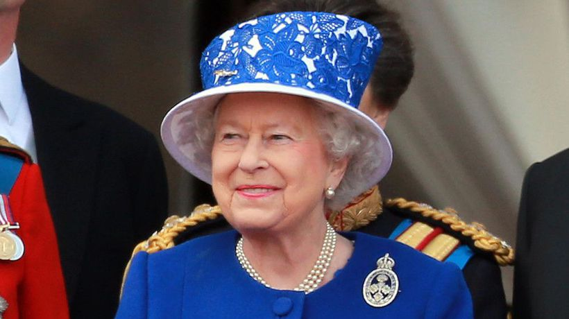 Queen Elizabeth celebrates birthday with scaled-down Trooping the Colour at Windsor Castle