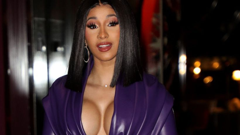 Cardi B hits back at accusations of 'queerbaiting'