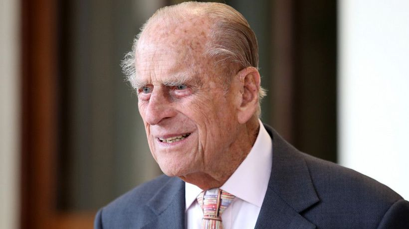 Prince Philip's grandson hopes he can live a life 'half' as good as his grandfather