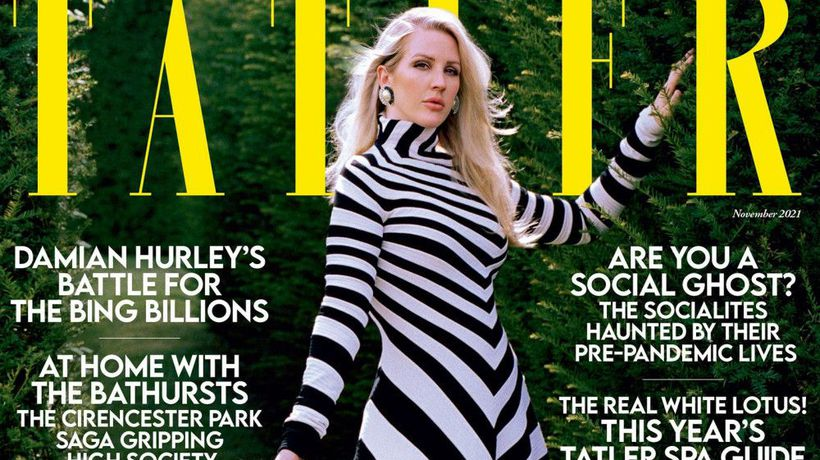 Ellie Goulding opens up about swapping motherhood tips with Princess Eugenie