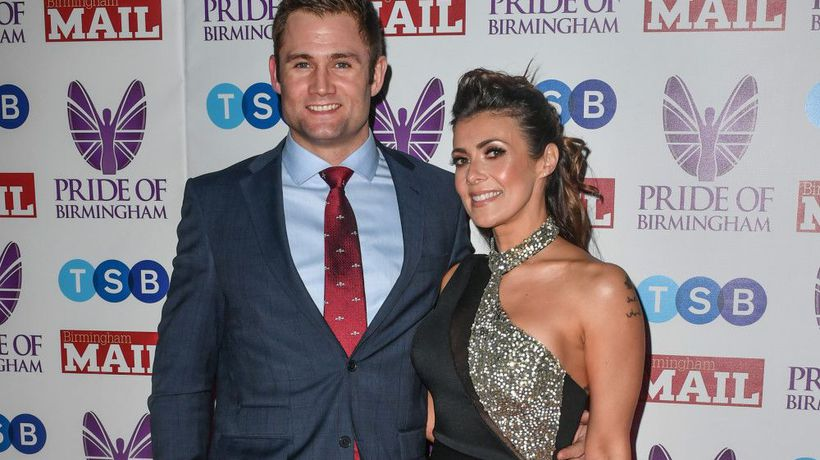 Kym Marsh has tied the knot with Scott Ratcliff