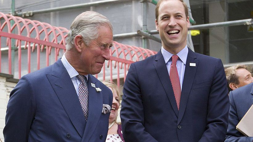 Prince Charles heaps praise on Prince William for commitment to protecting the planet