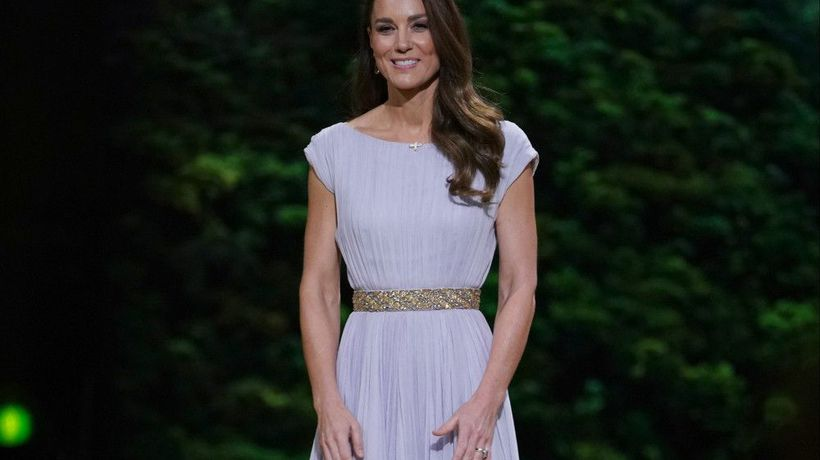 Duchess Catherine wowed in 2011 BAFTA gown at the Earthshot Prize ceremony