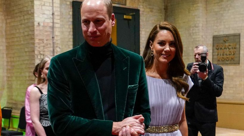 Prince William has hope for the future of the planet