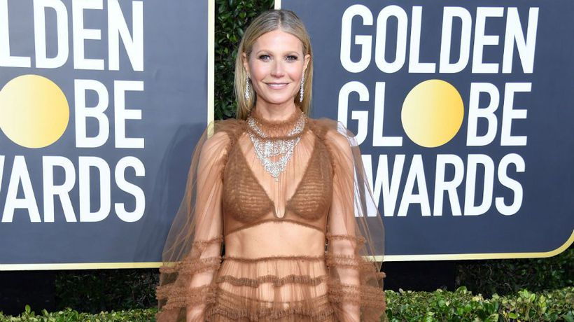 Gwyneth Paltrow has 'barely had alcohol' since being diagnosed with COVID-19