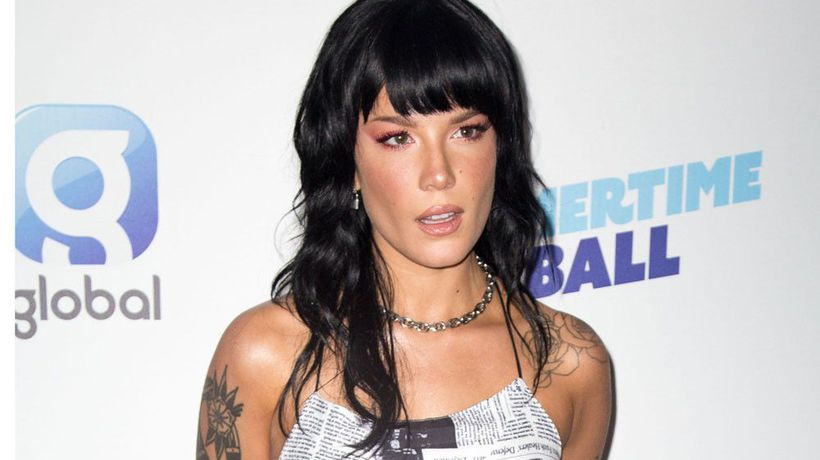 Halsey: being a musician seems pretty boring now I'm a mother