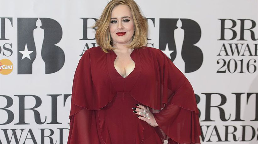 Adele will take her boyfriend to meet her family when she returns to the UK next month