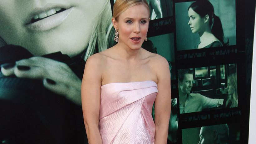Kristen Bell: I felt so much love for Dax Shepard after he sucked out my clogged milk duct
