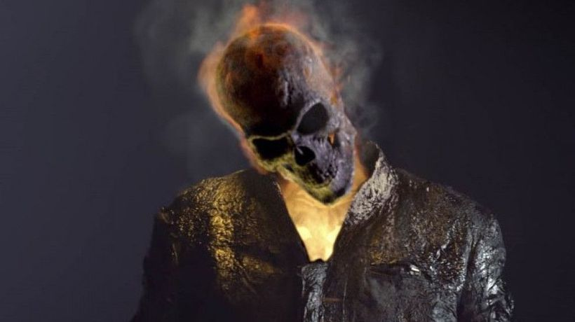 Gabriel Luna wants to play the original Ghost Rider from 1,000,000 BC