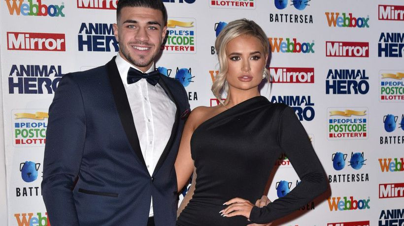 Love Island's Molly-Mae and Tommy Fury victims of 'GBP800k burglary'