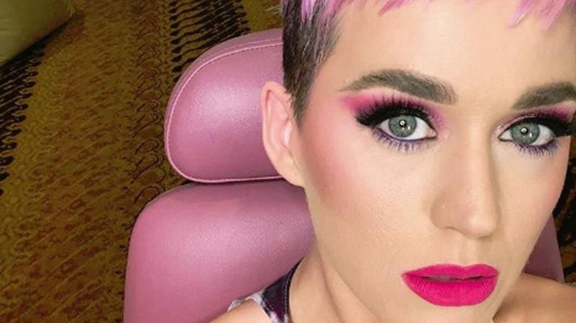 Katy Perry feels like a 'powerful woman' with short hair