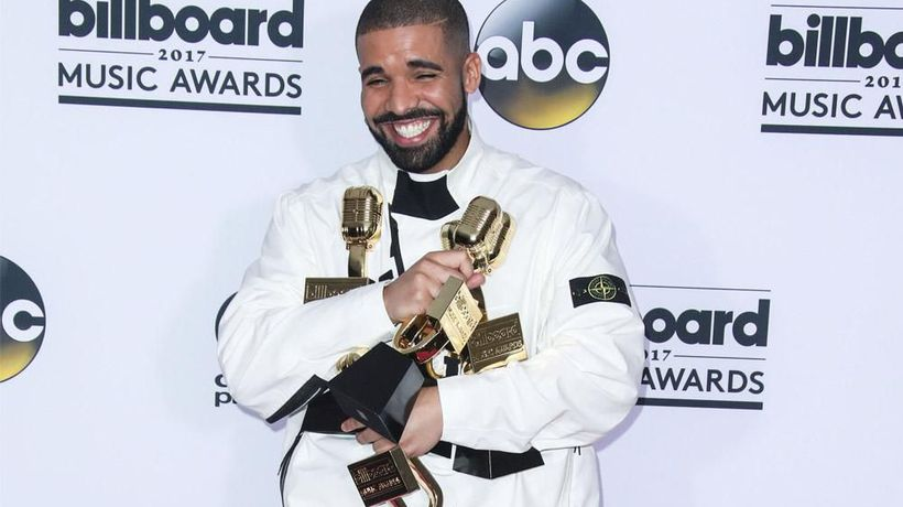 Drake still texts his high school teacher
