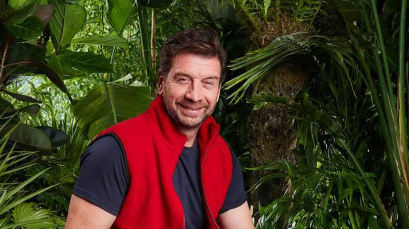 Nick Knowles booted from I'm A Celebrity... Get Me Out of Here!