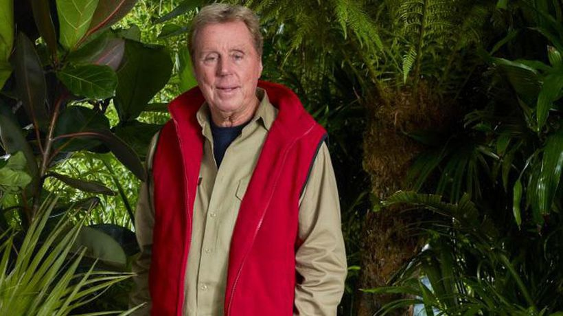 Jamie Redknapp feared dad Harry Redknapp would quit I'm A Celebrity