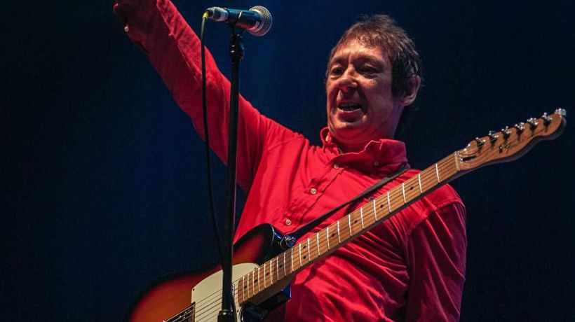 Pete Shelley has died