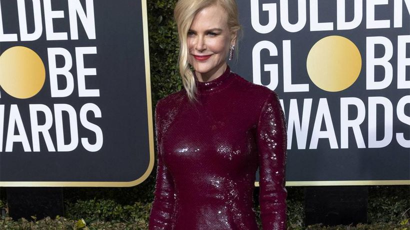 Nicole Kidman: I played it safe with her career at the start