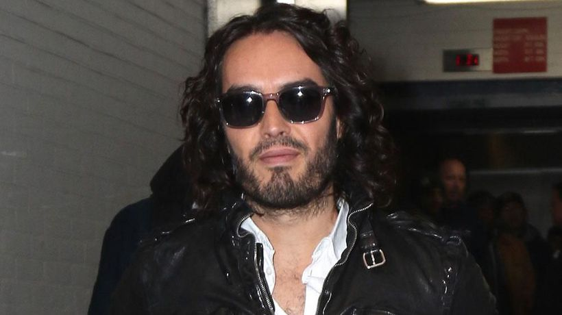 Russell Brand struggles to 'let go' of other people's opinions