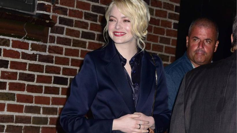Emma Stone 'indebted' to director