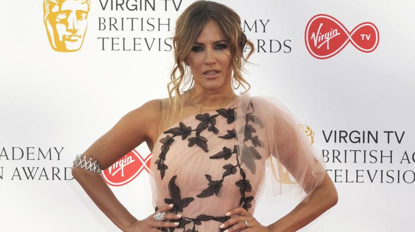 Caroline Flack proud of 'cougar' tag