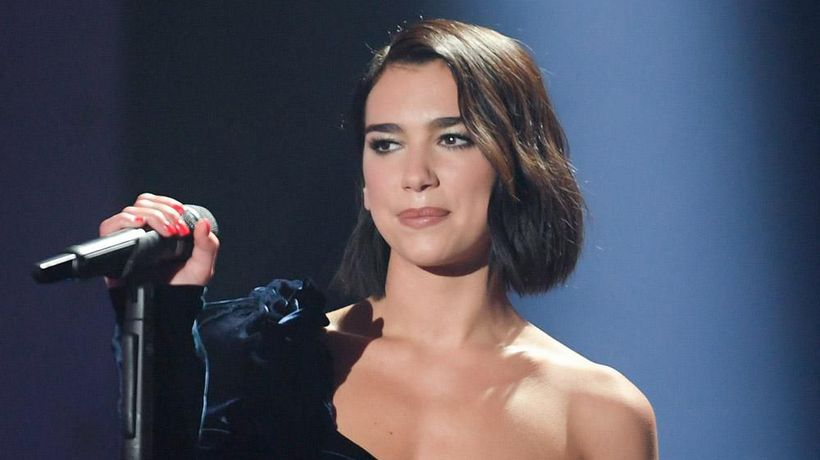 Dua Lipa wants a rapper for new album