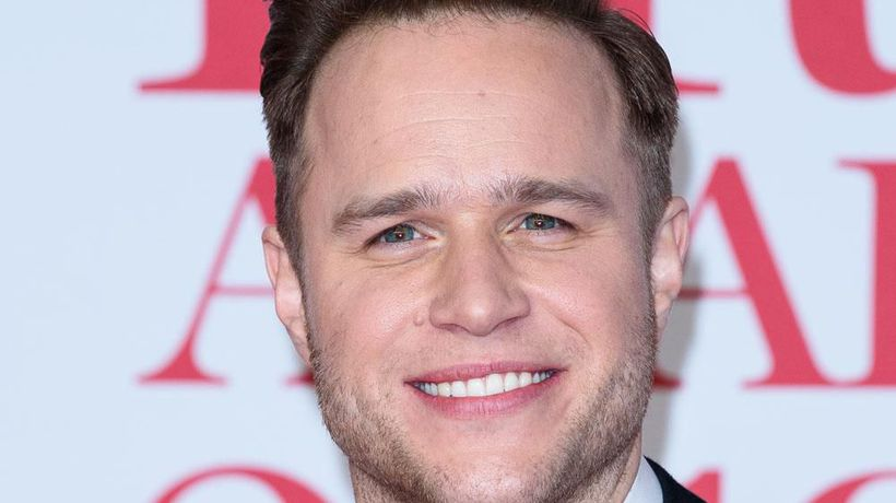 Olly Murs had therapy for anxiety