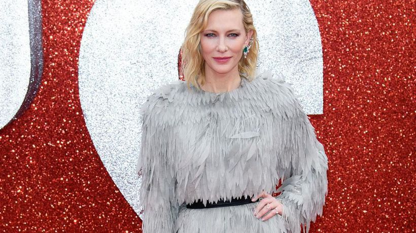 Cate Blanchett loves to 'recycle and rework' outfits
