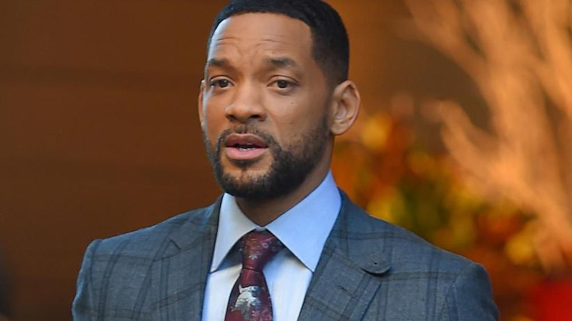 Will Smith didn't drink for a decade