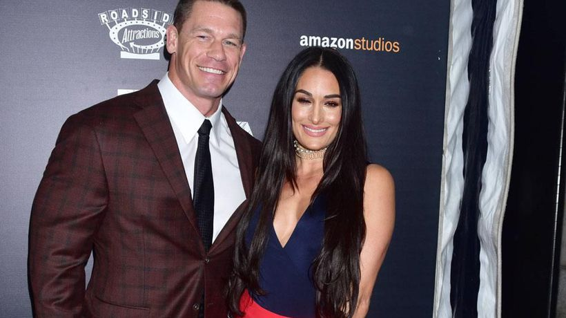Nikki Bella: Seeing John Cena with another woman would hurt