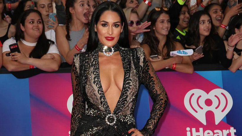 Nikki Bella feels 'free' after LA move