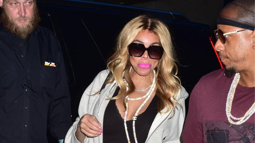 Wendy Williams' estranged husband apologises