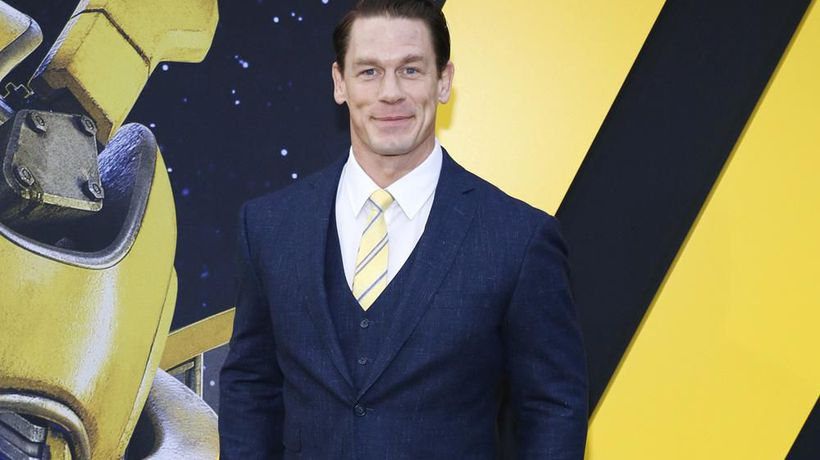 John Cena wanted for Suicide Squad sequel